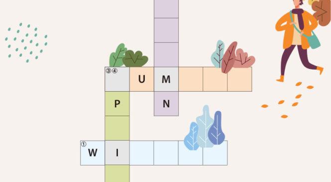 單字填填看》季節英文小遊戲