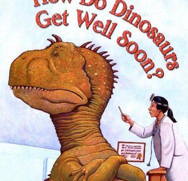 不容錯過的恐龍圖畫書,引導孩子理解如何變健康