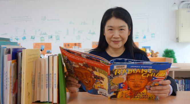 興雅國中英語老師林淑媛 建構學生面對未來挑戰的能力