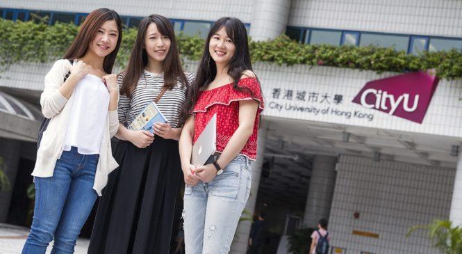 她這樣練英語口說 錄取香港城大獲全額獎學金