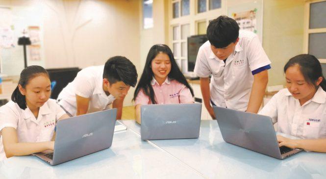 在台灣也能讀加拿大高中!三校組博雅盟推雙聯學制,三年取得雙文憑