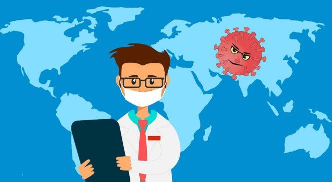 口罩援助、醫療合作 6個單字讓世界看見台灣
