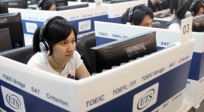 多益普及口說測驗九月台灣開考,免費名額供中小學教師搶先體驗