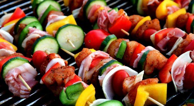 中秋節就是要烤肉!原來「烤」的英文單字有那麼多?!
