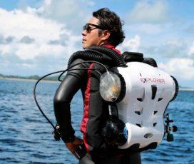 台灣唯一百大水下攝影師,Yorko以30歲時的勇氣成就與海洋的邂逅