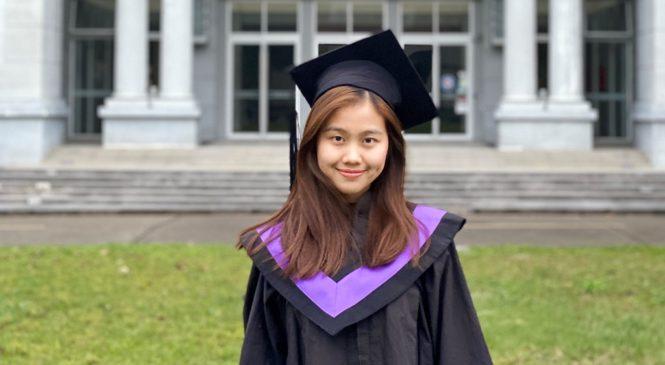 絕佳英語口說力 獲選APEC青年代表