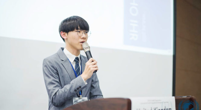 自學熱情加英語力,他赴澳留學、成新創公司實習生
