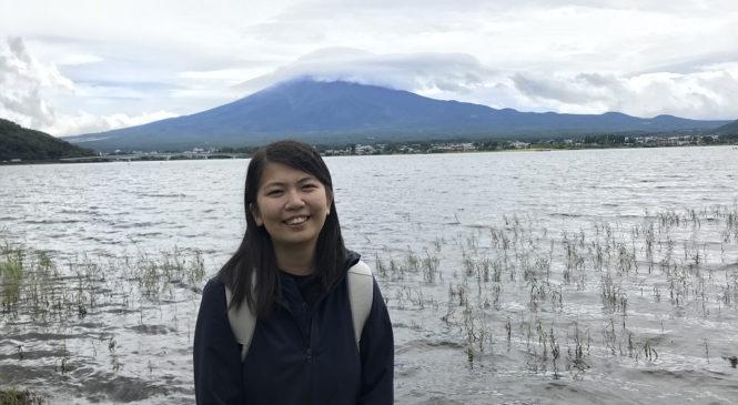日商實習、歐洲交換,她用好英語豐富未來履歷
