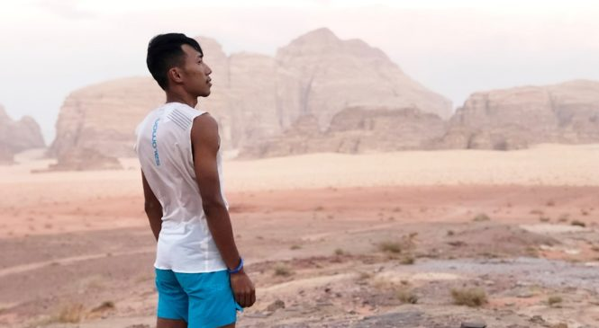25歲罹癌、30歲奪四大極地超馬總冠軍,陳彥博始終走在堅持的道路上