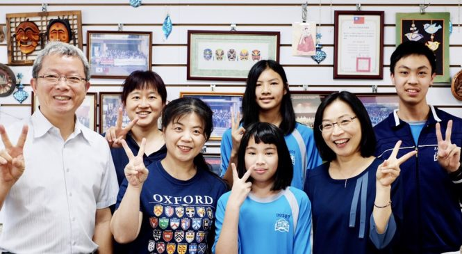 台北三民國中緊扣素養力 打造情境式互動環境