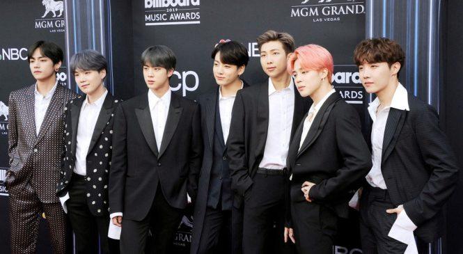 BTS RM秀英語力 全球超人氣韓國男團隊長也考多益