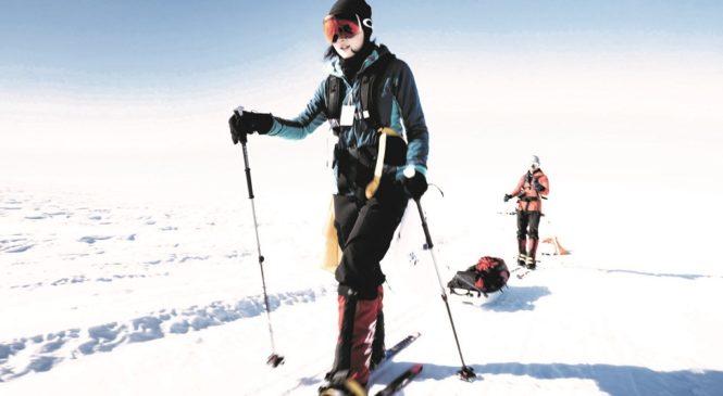 德國議會實習、南北極冒險 她備妥英語力走跳世界不設限