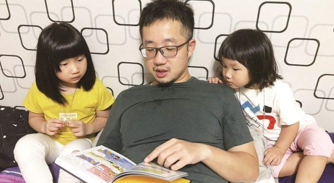 睡前故事 讓孩子愛上英語學習